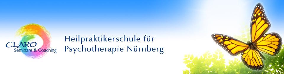 Heilpraktikerschule für Psychotherapie Nürnberg